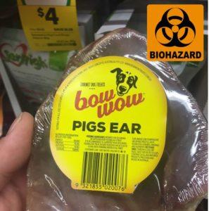 Irradiated Pet Treat