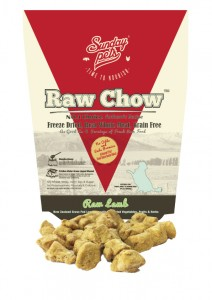 Sunday Pets Raw Chow