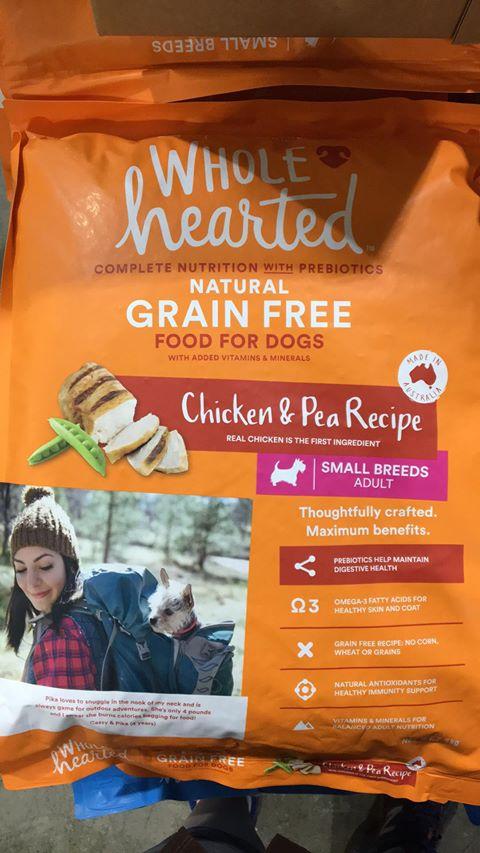 Whole Hearted Pet Food Reviews Australia