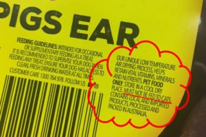 How to spot hazardous IRRADIATED pet treats from China - In your supermarket
