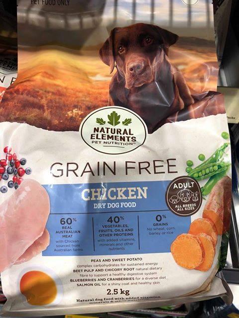 Aldi Natural Elements Pet Food Reviews Australia