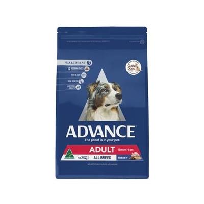 Advance Dog Adult All Breed Turkey & Rice 3kg