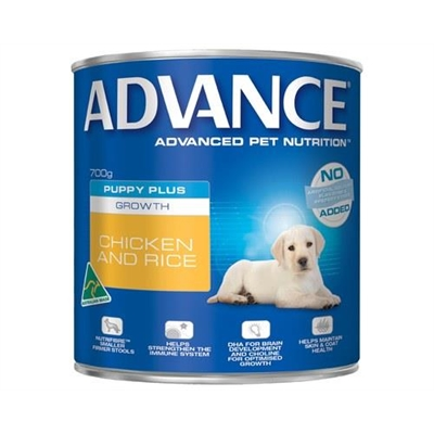 Advance Puppy Growth Chicken And Rice 700gm