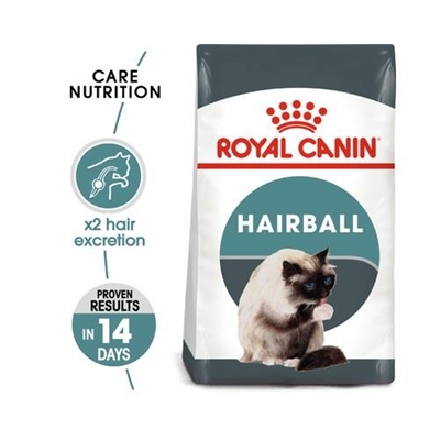 Royal Canin Intense Hairball Care Cat Food 4kg