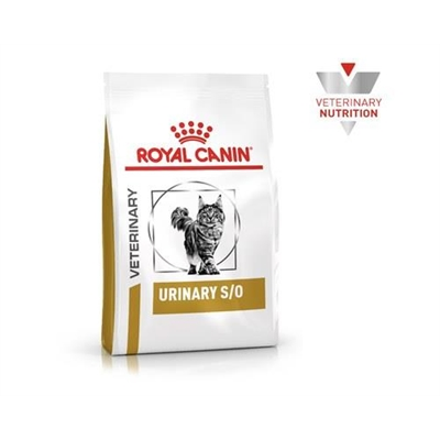 Royal Canin Veterinary Diet Cat Urinary S/o 1.5kg