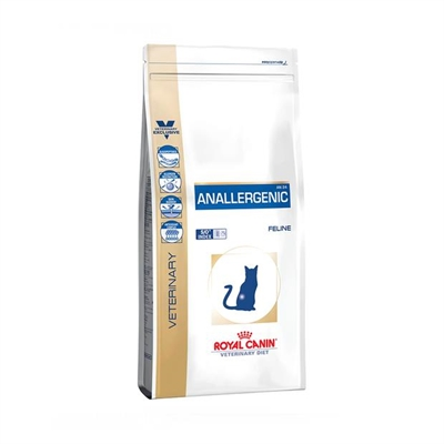Royal Canin Veterinary Diet Dry Cat Food Anallergenic 2kg