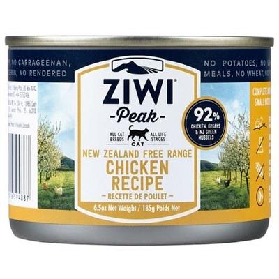Ziwipeak Cat Can Chicken 185g Pet Food Reviews Australia