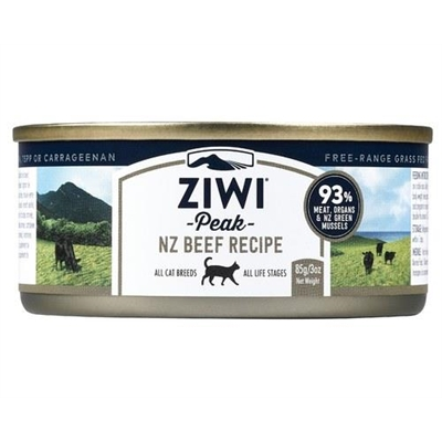Ziwipeak Cat Can Daily 85g Beef (24)