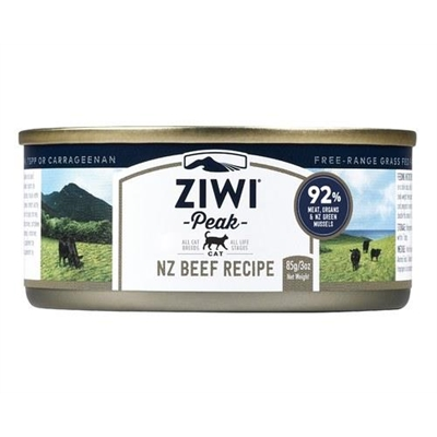 Ziwipeak Cat Can Daily 85g Beef