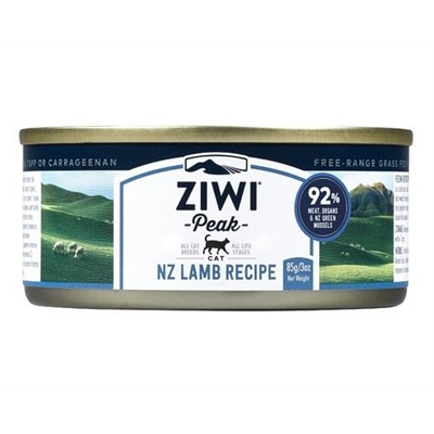 Ziwipeak Cat Can Daily 85g Lamb