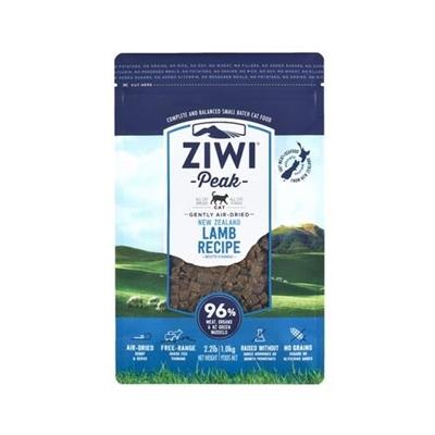 Ziwipeak Cat Food Air Dried Lamb 1kg