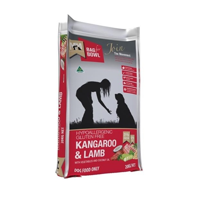 Meals For Mutts Kangaroo Lamb 9kg