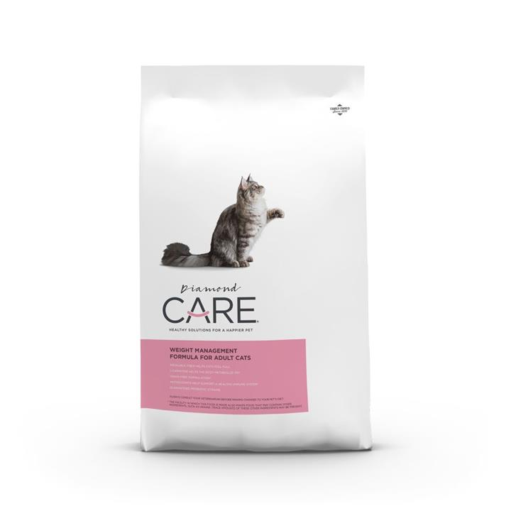 Diamond CARE® Weight Management Adult Cat Food 2.7kg