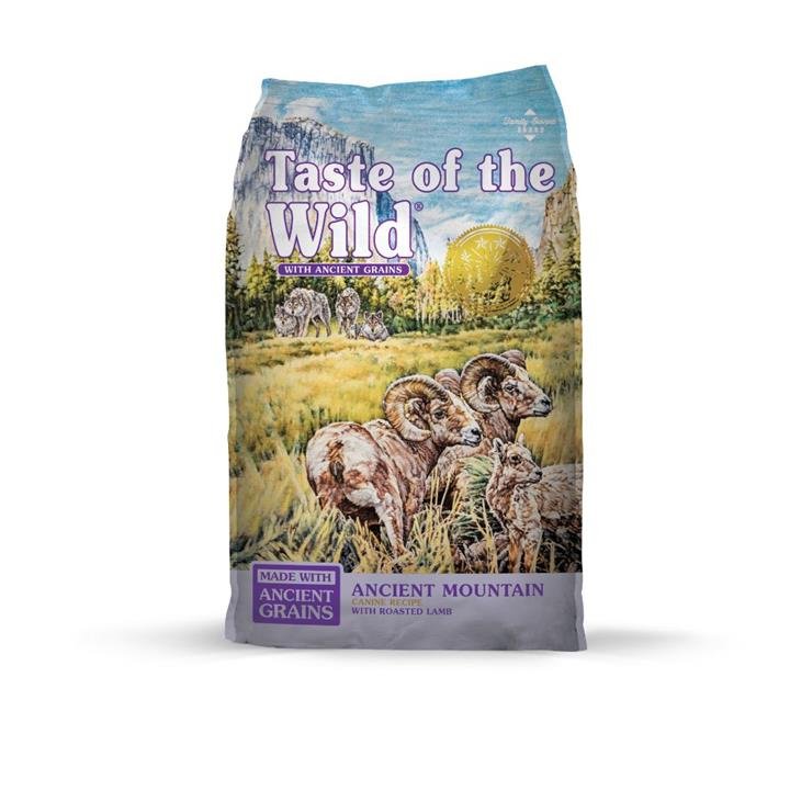 Taste of the Wild Ancient Grains Ancient Mountain Dog Food