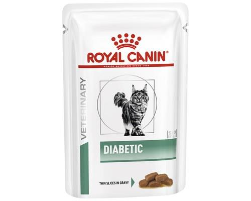 Royal Canin Veterinary Diet Diabetic Pouch 85g