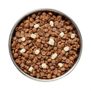 Pure Life dog food review - freeze-dried meat and kibble