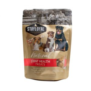 #3 Best Dog Treat in Australia: Stay Loyal Natural Joint Health Treats