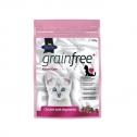 Fussy Cat Grain Free Dry Kitten Food Chicken 450g