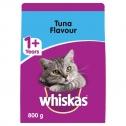 Whiskas 1 Plus Tuna Dry Cat Food 800g